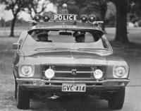 NSW Police Vehicles