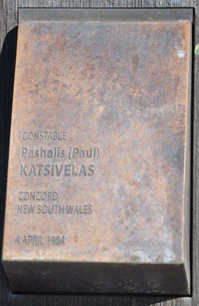 Pashalis (Paul) KATSIVELAS