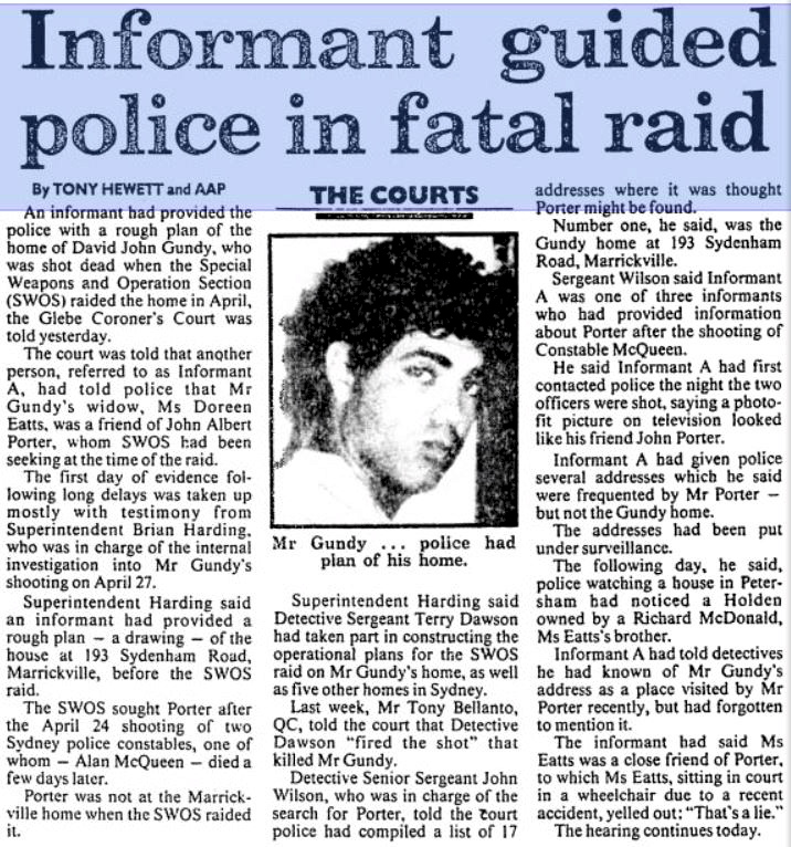 The Sydney Morning Herald 19 July 1989 p6 of 72
