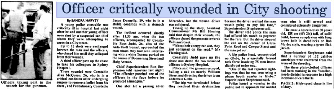 The Sydney Morning Herald 25 April 1989 p1 of 54