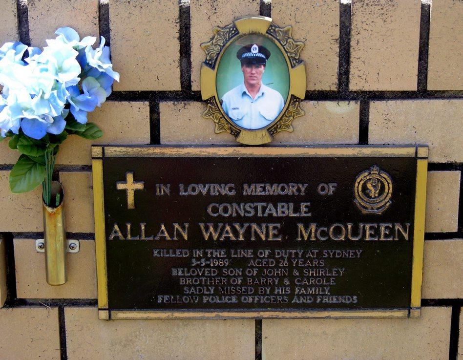 Allan McQUEEN