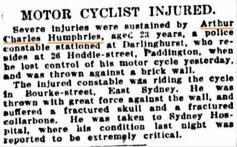 The Sydney Morning Herald Monday 6 April 1925 page 12 of 20