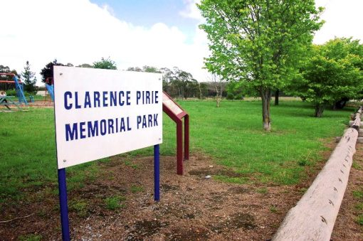Clarence PIRIE Mmemorial Park