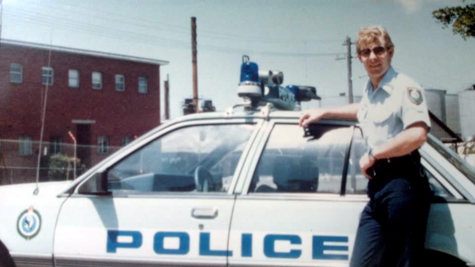 Constable 1/C Wayne Allen RIXON
