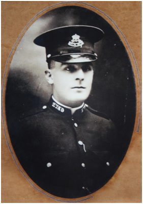 Constable Ernest Andrews ( 1931 )