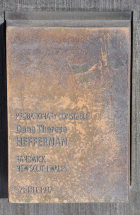 Dana Therese HEFFERNAN aka Therese HEFFERNAN, Dana HEFFERNAN