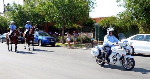 Cyril Elgard HOWE, Cyril HOWE, Sgt HOWE, Cst 1/c HOWE, Oakley Police Station, Dedication, Memorial