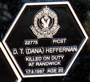 Dana Therese HEFFERNAN