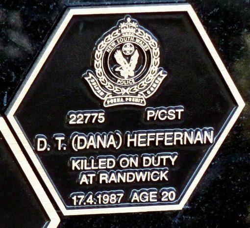 Dana Therese HEFFERNAN