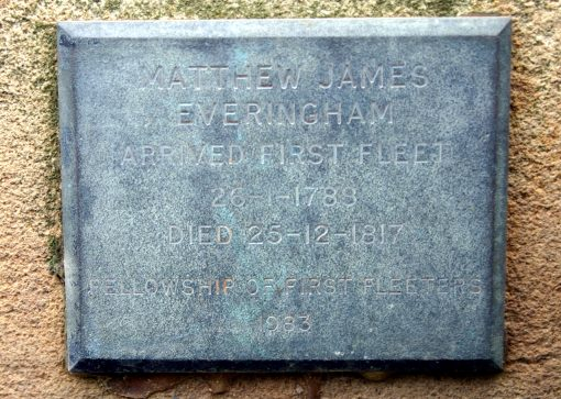 Matthew James EVERINGHAM & Elizabeth REMES