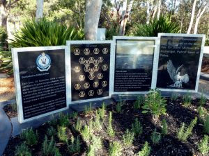 Woonona Cemetery, Sutherland, NSW - Police Memorial