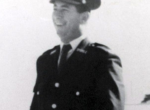 Cyril Elgard HOWE, Cyril HOWE, Sgt HOWE, Constable 1/c HOWE