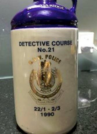 David Ian OAKLEY  Detective Course # 21. 22 January 1990 - 2 March 1990