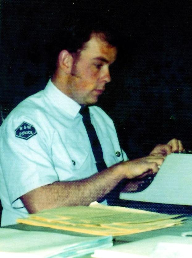 Det Sgt Leonard Graham DEAN