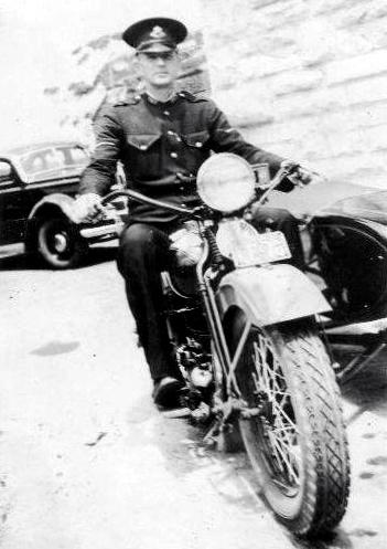 Constable 1st Class Edwin Oliver PRATT