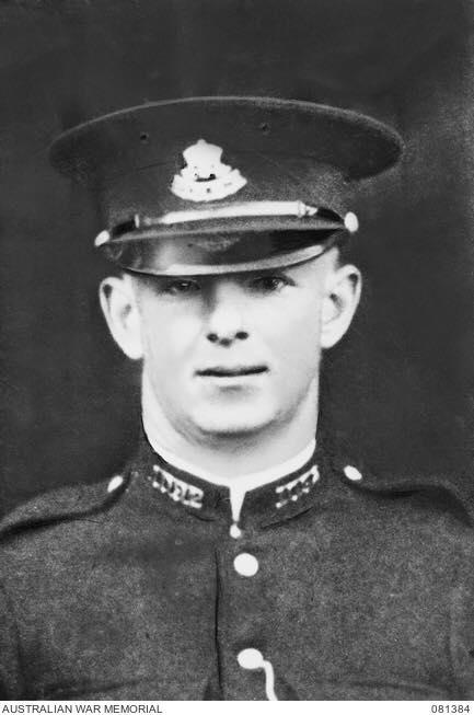 Sergeant Eric George Bailey ( 1945 )