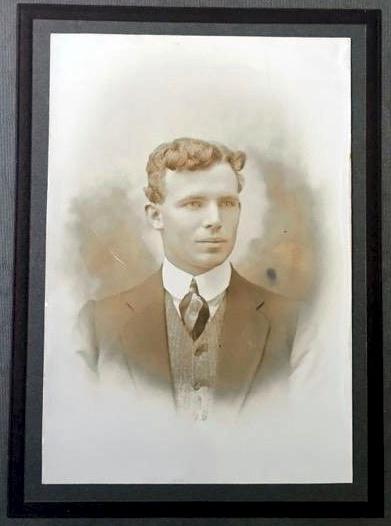 Frederick James McLAUCHLAN