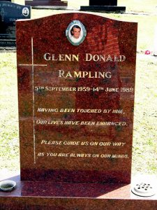 Glenn Donald RAMPLING