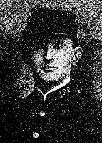 Constable Harry LEEDS