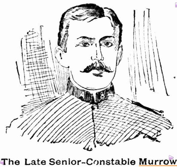 Henry MURROW 1 - NSWPF - Murdered 4 Oct 1897