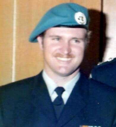Ian Donald WARD
