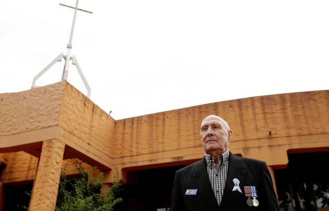 Annual commemoration: This month there will be a remembrance day service held for retired local police officers. John Prince is a member of St George & Sutherland Shire Retired Police Organisation, is organising the event. Picture Chris Lane