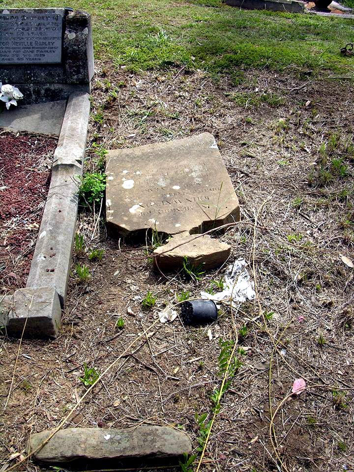 John Watson - grave