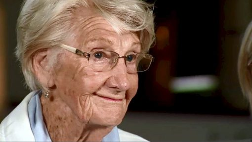 Christopher's mum Betty said the pain had never left her. (A Current Affair)