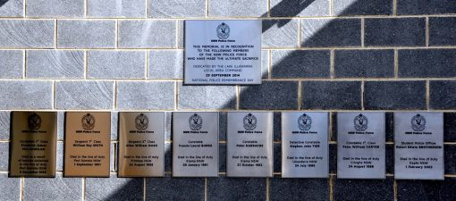 Lake Illawarra Memorial Wall
