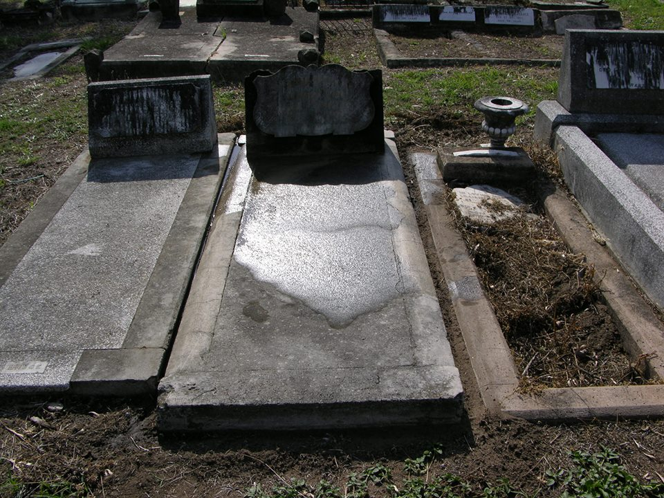 Laurence ALPEN - NSWPF - Drowned 17 Feb 1928 - Grave 2