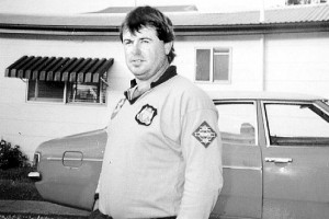 John McGowan shot and killed the two policemen before committing suicide in the street.