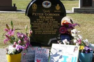 Peter Gordon WILSON - Grave