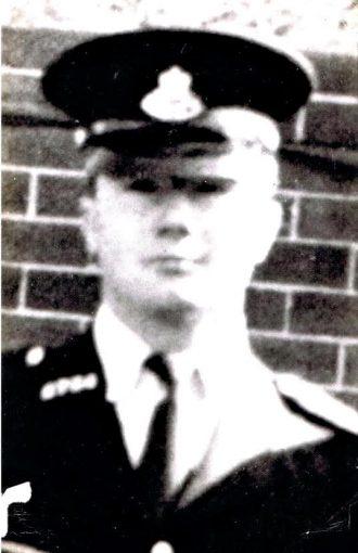 Constable Peter HARDACRE