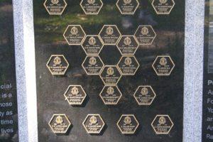 Woonona Cemetery - Police Memorial