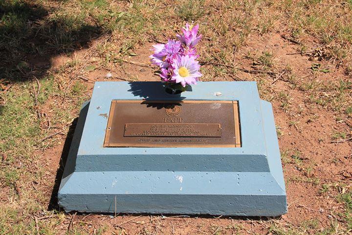 Robert Wayne TAIT - Grave