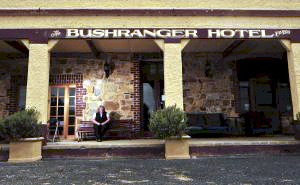 The Bushranger Hotel. Photo: Colleen Petch