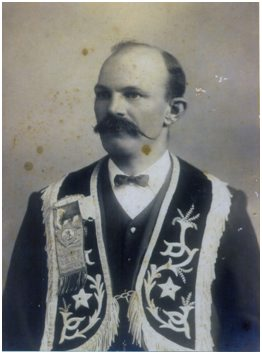Sergeant Edwin Hickey ( 1913 )