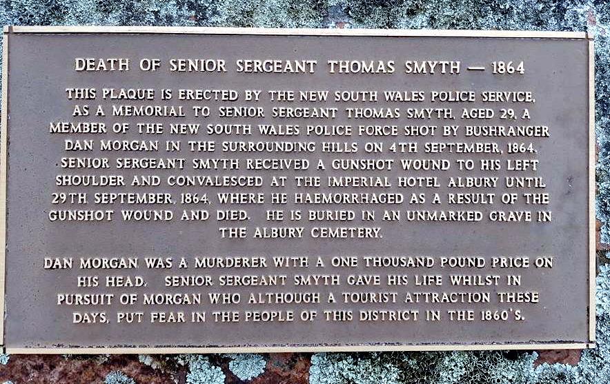 Thomas SMYTH
