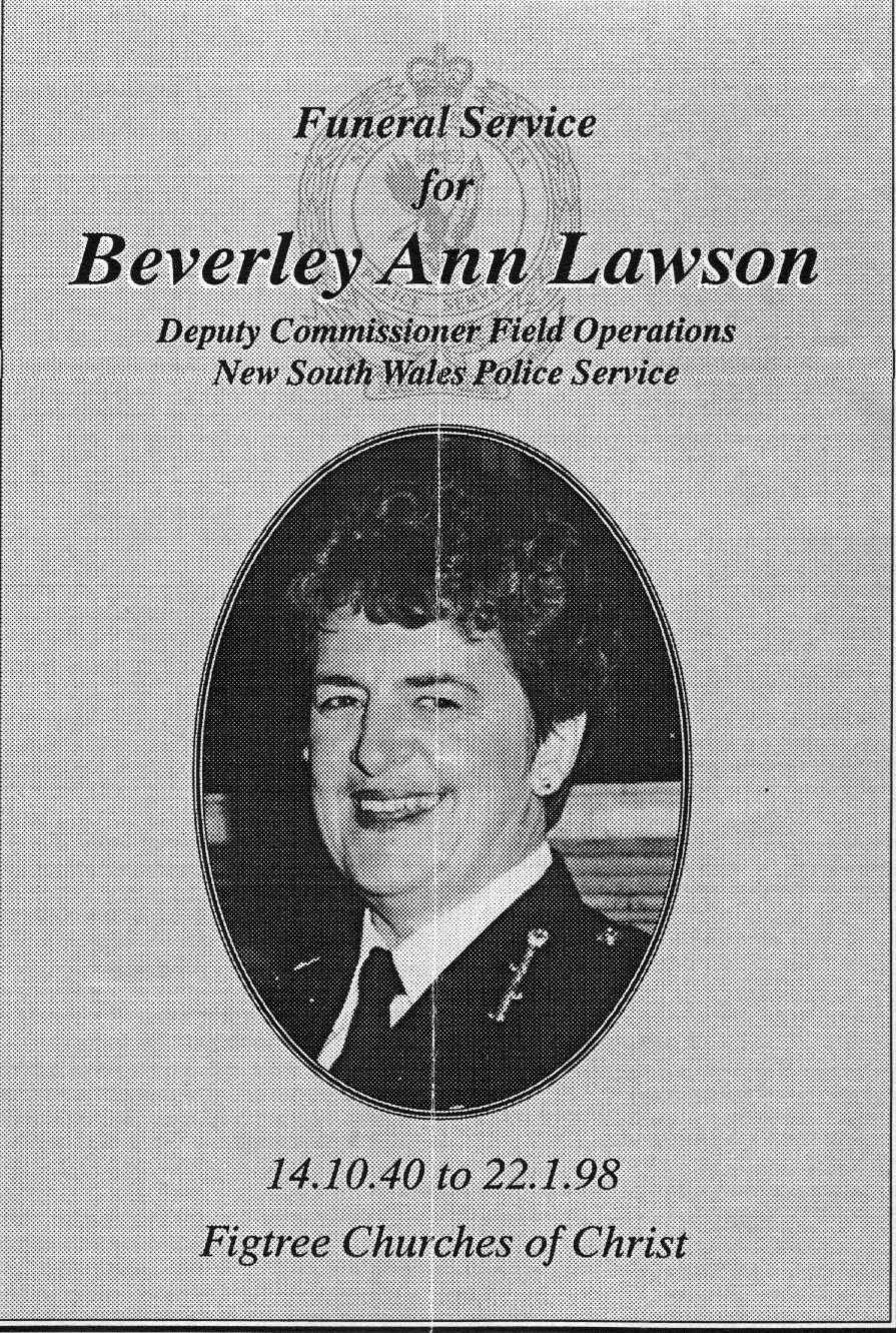 Bev Lawson
