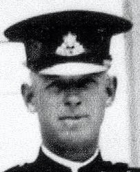 Sgt George Thomas WHITELEY - Explosion - 25 March 1931