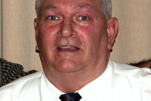 Retired Sgt Geoff Richens - taken in 2009