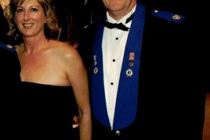 Graeme and Kerri Donnelly - 2008 Illawarra Police Charity Ball