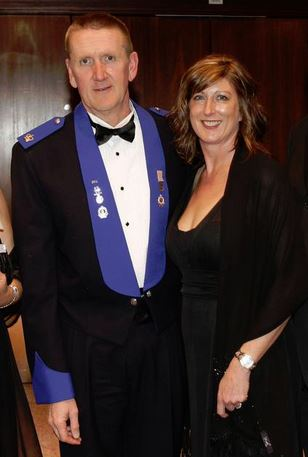 Graeme and Kerri Donnelly - 2011 Illawarra Police Charity Ball