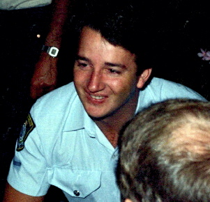 Constable 1/C Greg Wright - New Years Eve - 31 December 1982