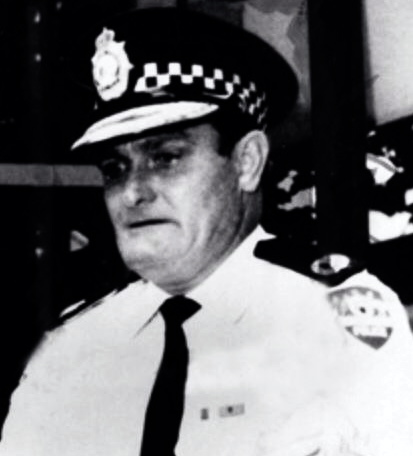 Colin Stanley WINCHESTER ACT / AFP Police Commissioner