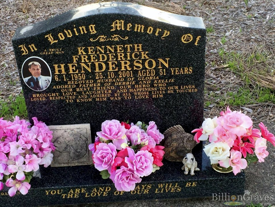 Kenneth Frederick HENDERSON
