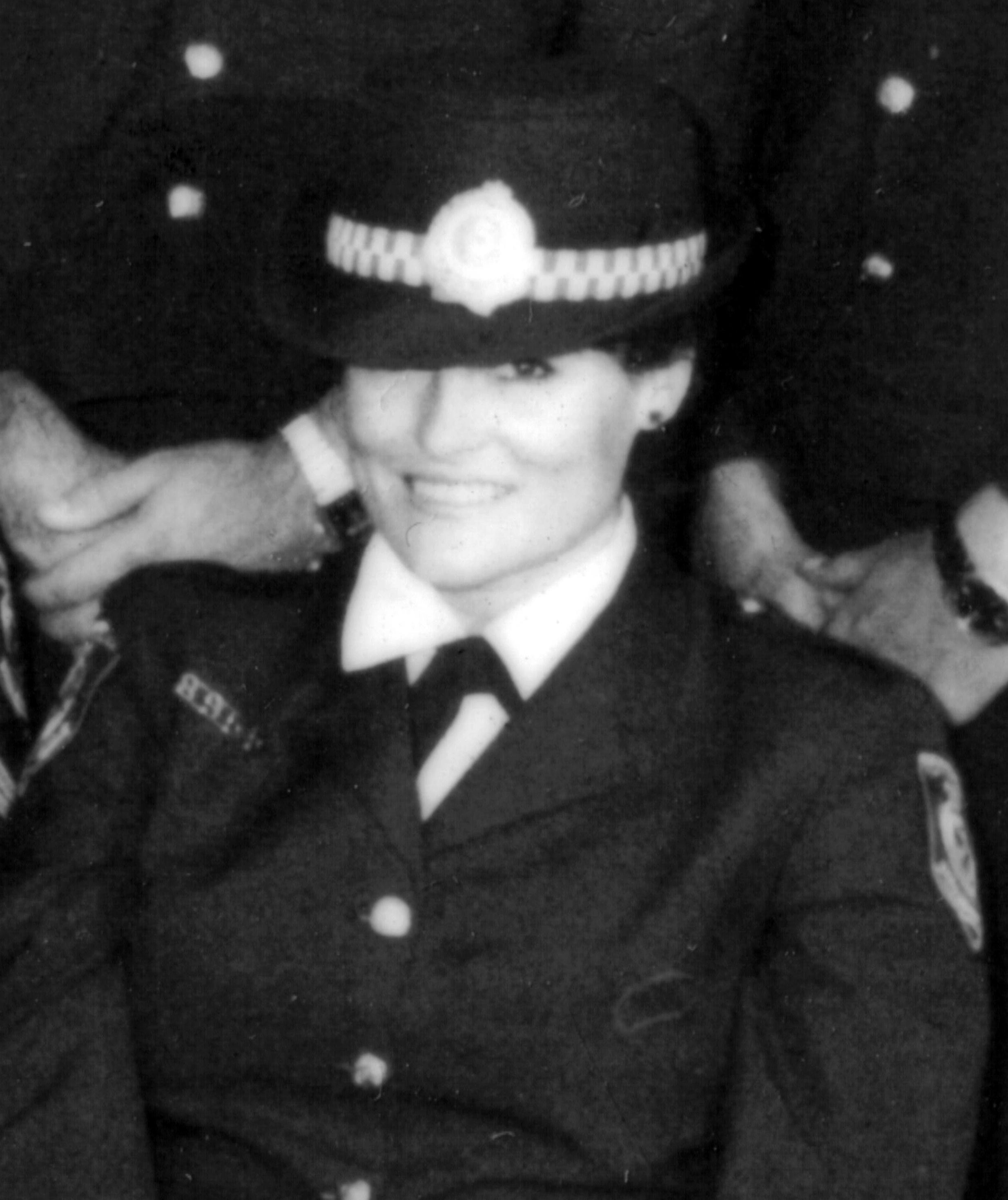 Constable Mary ROBINSON, Warilla HWP - 1985
