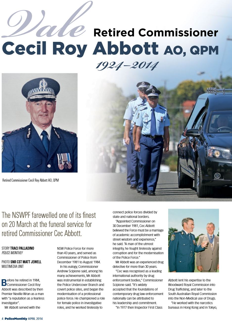 Police Monthly - April 2014 - page 4