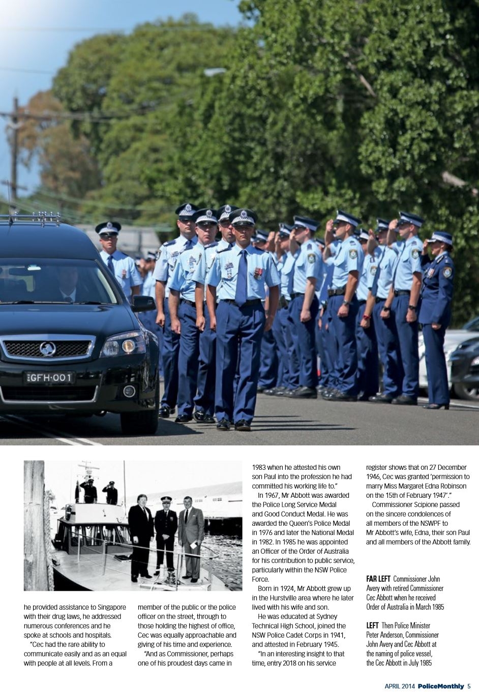 Police Monthly - April 2014 - page 5