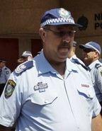 Senior Sergeant Malcolm Noel READ